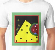 Optimistic abstraction Unisex T-Shirt