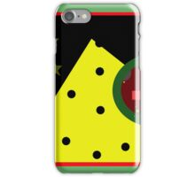 Optimistic abstraction iPhone Case/Skin