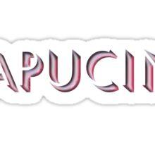 Capucine Sticker