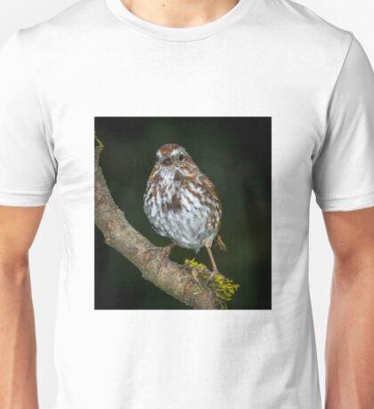 Song Sparrow Unisex T-Shirt