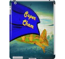Super Cham iPad Case/Skin