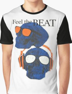 Feel the Beat Graphic T-Shirt