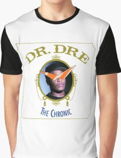 Dr dre the chronic with kamina glasses Graphic T-Shirt