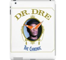 Dr dre the chronic with kamina glasses iPad Case/Skin