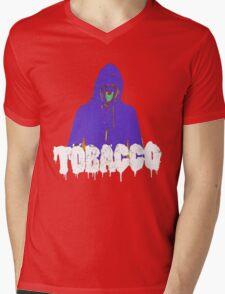Tobacco  Mens V-Neck T-Shirt