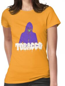 Tobacco  Womens Fitted T-Shirt