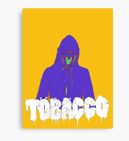 Tobacco  Canvas Print