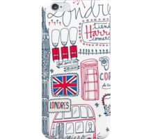 London Tour 578 iPhone Case/Skin