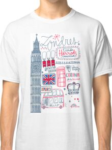 London Tour 578 Classic T-Shirt