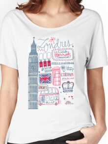 London Tour Women's Relaxed Fit T-Shirt