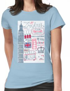 London Tour 578 Womens Fitted T-Shirt