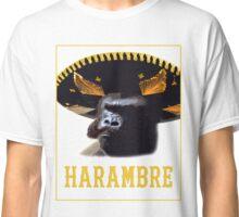 Harambre - Hombre Harambe Classic T-Shirt