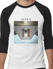 Metric Synthetica Men's Baseball ¾ T-Shirt