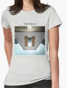 Metric Synthetica Womens Fitted T-Shirt