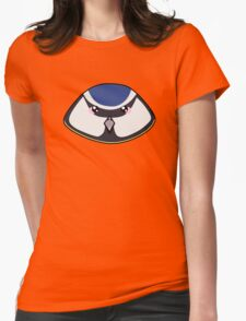 Adorable little eurasian blue tit Womens Fitted T-Shirt