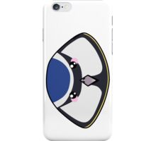 Adorable little eurasian blue tit iPhone Case/Skin