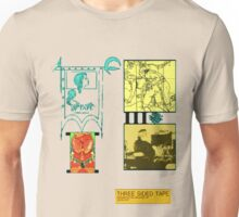 The third side of tape  Unisex T-Shirt