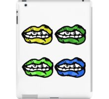 Punk Lips iPad Case/Skin