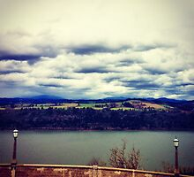 Columbia River Gorge by omhafez