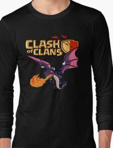 the Dragon Clash Long Sleeve T-Shirt