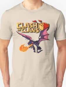 the Dragon Clash Unisex T-Shirt