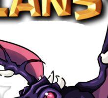 the Dragon Clash Sticker