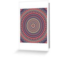 Mandala 140 Greeting Card