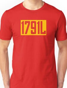1791L Unisex T-Shirt