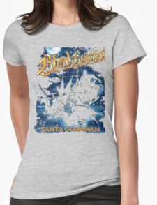 Band rock Festival,Guardian Womens Fitted T-Shirt