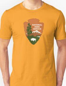 National Park Service logo Unisex T-Shirt