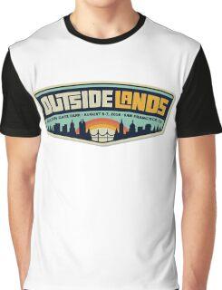 outside lands festival 2016 san francisco Graphic T-Shirt
