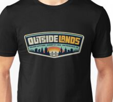 outside lands festival 2016 san francisco Unisex T-Shirt