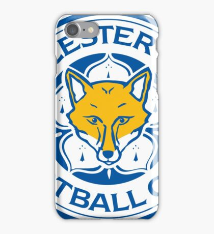 Leicester City F.C the best club iPhone Case/Skin