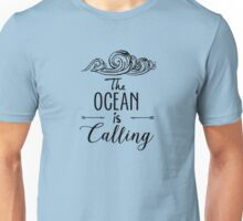 Ocean is Calling Unisex T-Shirt