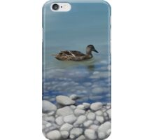 Clear water iPhone Case/Skin