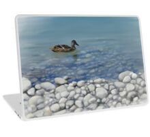 Clear water Laptop Skin