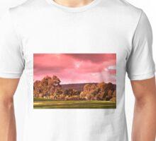 Pink sky Unisex T-Shirt