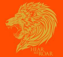 Hear Me Roar Kids Clothes