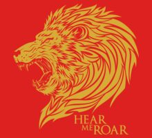 Hear Me Roar Kids Clothes