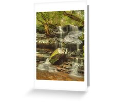 Somersby portrait Greeting Card