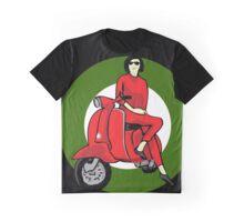 Scooter Italia Graphic T-Shirt