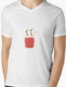 John Watson Mens V-Neck T-Shirt