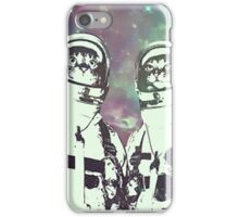 Space Age Catstronauts iPhone Case/Skin