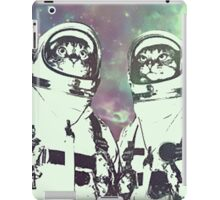 Space Age Catstronauts iPad Case/Skin