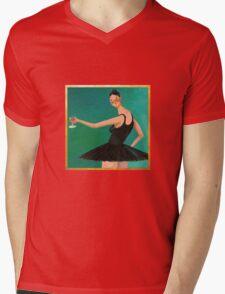 My Beautiful Dark Twisted Fantasy (Ballerina) Mens V-Neck T-Shirt