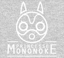 Princess Mononoke white Kids Tee