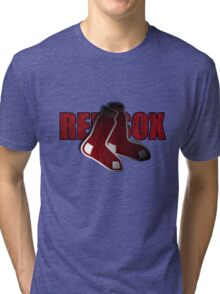 Red Sox Logo Tri-blend T-Shirt
