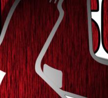 Red Sox Logo Sticker