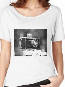 Ye Old Snapshot Women's Relaxed Fit T-Shirt