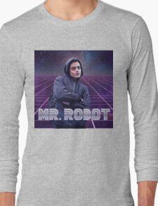 Mr. Robot - Elliot Long Sleeve T-Shirt